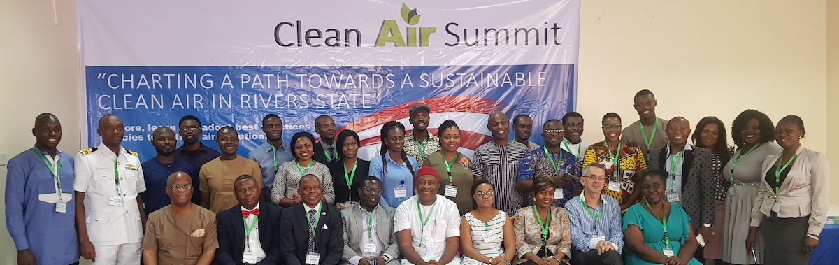 Charting A Path Towards A Sustainable Clean Air in Port Harcourt, Rivers State, Nigeria