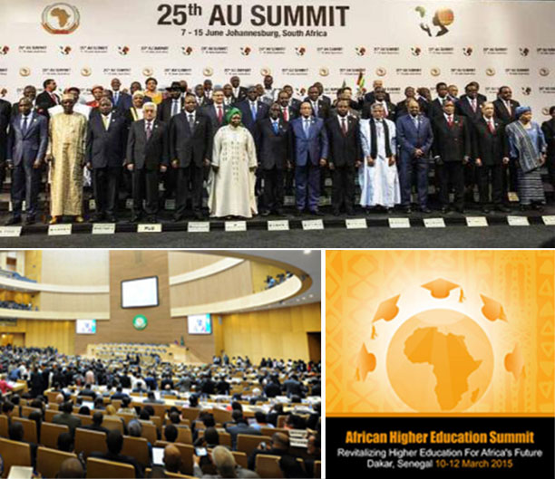 Renewing Africa's commitment to Higher Education