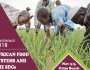 African Food Systems & The SDGs Conference