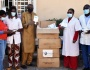 COVID 19: TrustAfrica and V6 CO Online Medical Supplies Provide Support for Healthcare  Workers in Senegal