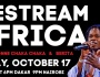 ''LIVESTREAM4AFRICA'' WITH BABA MAAL, YVONNE CHAKA ET BERITA